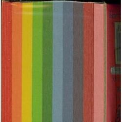 Origami Paper - Mini Mini Plain Color - 040 mm - 500 sheets