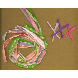 Offray Mini Cut Ribbon Embellishments 2