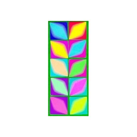 050 mm_ 220 sh - Crane Folding Paper  3 in Octagon Shape Plasti