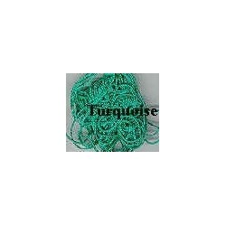 Chainette Turquoise Color