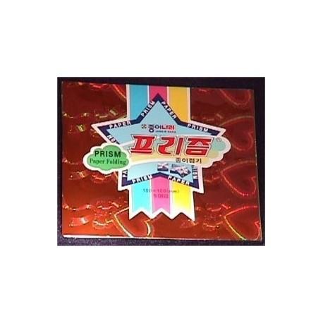 100 mm_    5 sh - Prism Paper