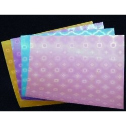 150 mm_   8 sh - Illusion Color Paper