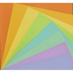 Origami Paper Bright Pastel Color - 150 mm - 100 sheets