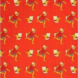 Pinnochio Red Color Paper