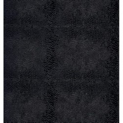 Lizard Text Paper - Black
