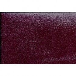 Papier Leather color Maroon