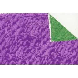 Florist Foil Purple and Green