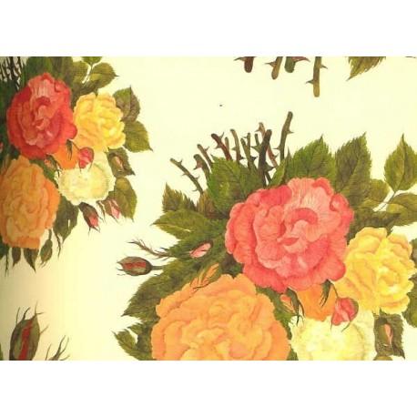 Grafiche Tassotti Decorative Paper - Bunch of Roses - 70cm x 100