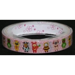 Character Print Novelty Tape