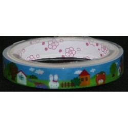 Country Print Novelty Tape