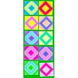 051 mm_ 220 sh - Floral Color Paper