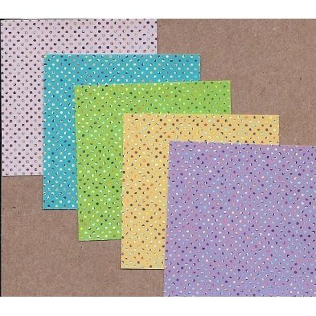 050 mm_   40 sh - Sparkle Glitter Paper