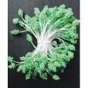 Artificial Flower Stamens - Dark Green - 2024
