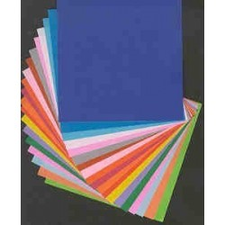 Origami Paper  Mini Assorted Colors - 075 m - 110 sheets