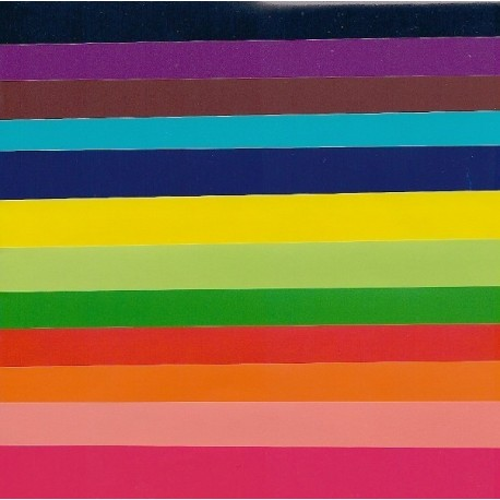 Origami Paper  Glossy Slick - 150 mm - 12 sheets