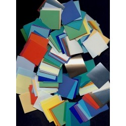 035 mm_ 400 sh - Fifty Colors Origami Paper