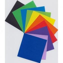 Origami Paper - Plain Color - 050 mm - 250 sheets