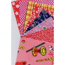 090 mm_  80 sh - Origami Paper Mix Prints of Washi