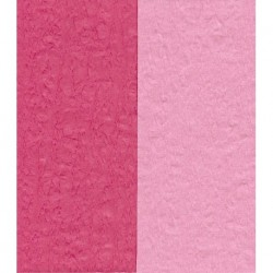150 mm_  12 sh - Crepe Paper - Double Sided Pink/Dark Pink