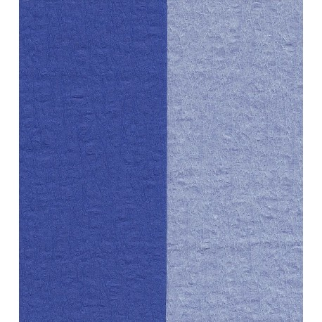 Crepe Paper  - Double Sided Navy Blue and Light Grey