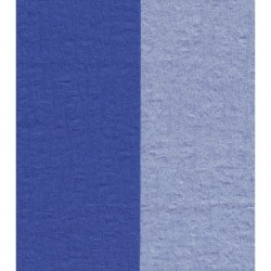 Crepe Paper - Double Sided Navy Blue and Light Grey-100 mm - 12 sheets
