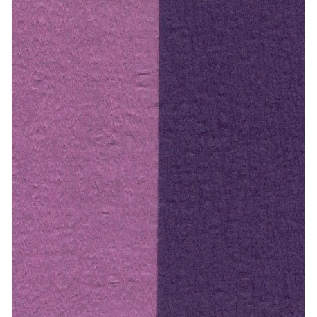 Crepe Paper - Double Sided Purple and Pink - 100 mm - 12 sheets