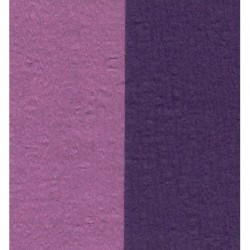 150 mm_  12 sh - Crepe Paper - Double Sided Purple/Pink