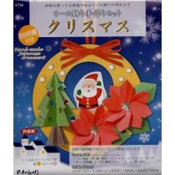 Christmas Wreath Decoration Kit