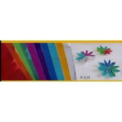 150 mm_  10 sh - Origami Foil Paper - 10 Colors
