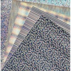 150 mm_   5 sh - Hologram Card Paper