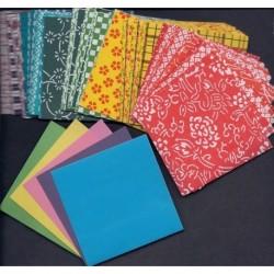 080 mm_ 200 sh - Washi Paper- Prints and Plain