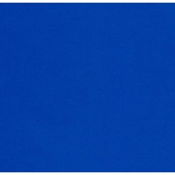 Origami Paper Blue Color Large Size - 240 mm -  50 sheets