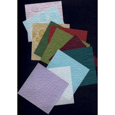 100 mm_ 100 sh - Momigami Paper - Mix Colors