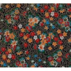 230 mm_   1 sh - Washi Paper Yuzen Design 37