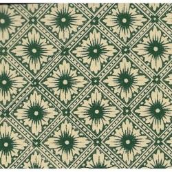 Carta Varese - Green Star Flower