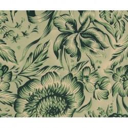 Carta Varese - Green Flowers