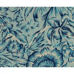 Carta Varese - Blue Flowers