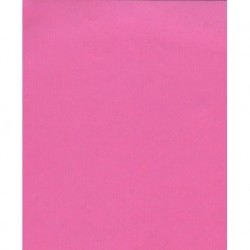 Kraft Paper by Kartos - Solid Pink