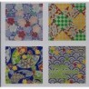 Origami Paper Chiyogami Print Foil - 150 mm - 12 sheets