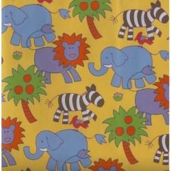 WNP - Animals Pattern Paper