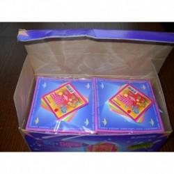 051 mm_ 100 sh - Florescent Colored Origami Paper - Bulk