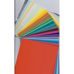 Origami Paper Fifty Different Colors - 150 mm -  50 sheets - Bulk