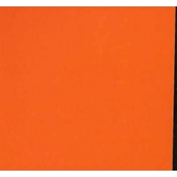 075 mm_ 100 sh - Bright Orange Origami Folding Paper