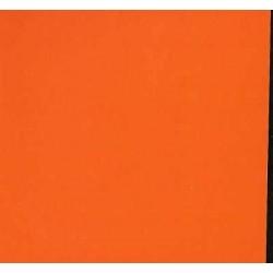 Origami Paper Bright Orange Color - 075 mm - 100 sheets