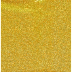 150 mm_  20 sh - Pearlized Texture Paper - Snflwer Yellow - Bulk