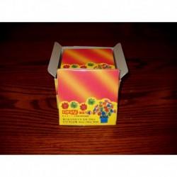 102 mm_  42 sh - Beatto Floral Colored Origami Paper - Bulk