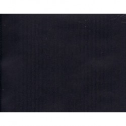 600mm_   1 sh -  Kraft Paper Black