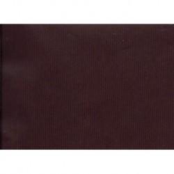 600mm_   1 sh -  Kraft Paper Dark Brown