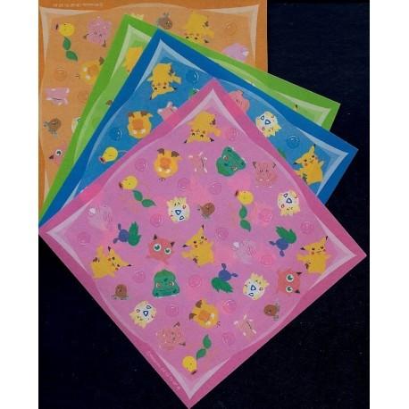 Origami Paper Pokemon Print 100 Mm 32 Sheets Bulk