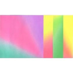 150 mm_  48 sh - Rainbow II Origami Paper - Bulk